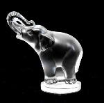 Figur Elefant ca 50mm - Bleikristallglas