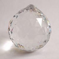 facettierte bleikristallkugel in bester qualit t von swarovski schreiber glas. Black Bedroom Furniture Sets. Home Design Ideas