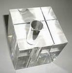 glasw rfel 60x60x60mm durchgangsbohrung 10 5mm schreiber glas. Black Bedroom Furniture Sets. Home Design Ideas